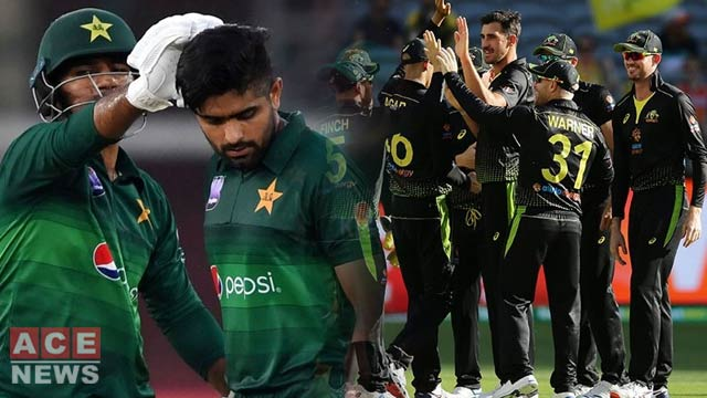 Australia Defeated Pakistan by 10 Wickets in 3 Matches Series