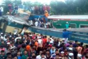 Bangladesh: 15 Killed, Several Injured in Head-On Train Collision