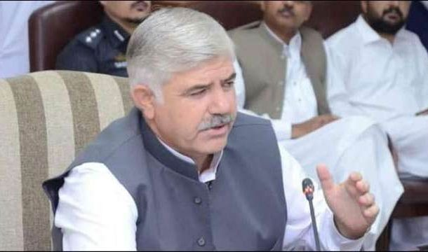 CM Mahmood: KP to Be Made Regional Trade Hub