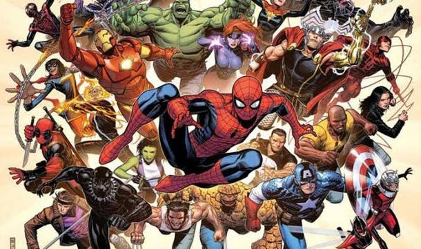 Vintage Marvel Comics Book Sells for Record $1.26 million at Auction