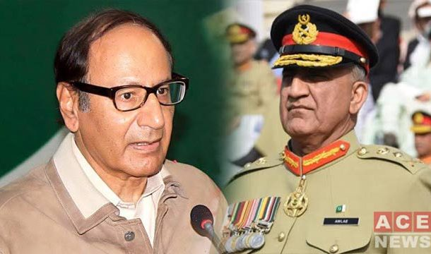 Chaudhry Shujaat Backs General Bajwa's Tenure Extension