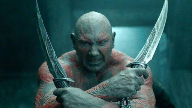 Left Wrestling to Be an Actor, Not a Movie Star: Dave Bautista