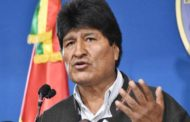 Bolivia's President Resigns After Losing Army's Support