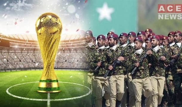 Pakistan Offers Security for 2022 FIFA World Cup