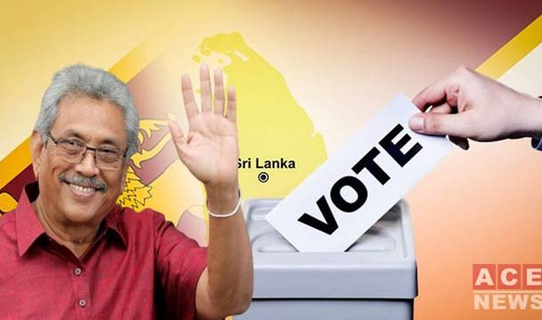 Ex-Defense Chief 'Rajapaksa' Emerges Victorious In Sri Lanka Presidential Election