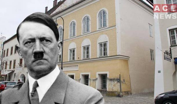 Austria Decides to Turn Hitler's House into Police Station