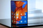 Huawei Launches Mate X 5G Foldable Smartphone