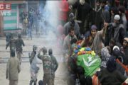 Indian Troops Martyr Four Kashmiris in Less Than 48 Hours