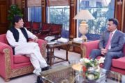PM Imran Khan Meets DG ISI, Discuss Security Matters