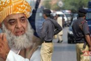 JUI-F's Azadi March Cost Rs527.6m to Law Enforcement Agencies