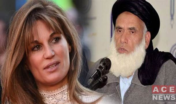Jemima Hilariously Responds To JUI-F  Leader's Claims