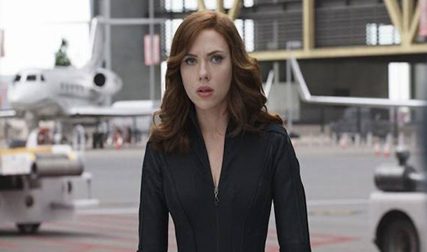 Scarlett Johansson's Black Widow Trailer Gets Release Date?