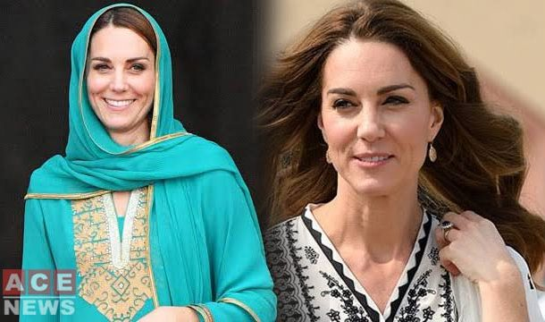Kate Middleton Sends Personal Thank You Note to Pakistani Designers