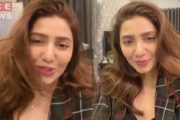 Mahira Khan Shares Her First 'Slofie' from IPhone 11