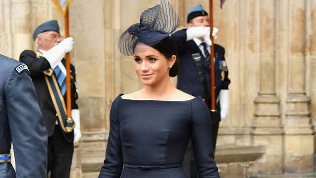 Meghan Markle Named as World's Most Influential Fashion Icon