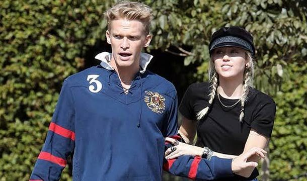 No breakup, Miley Cyrus and Cody Simpson Are Still Together