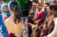 Mira Sethi Ties Knot with Bilal Siddiqui in California