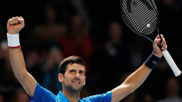 Djokovic Begins ATP Finals with Comfortable Victory