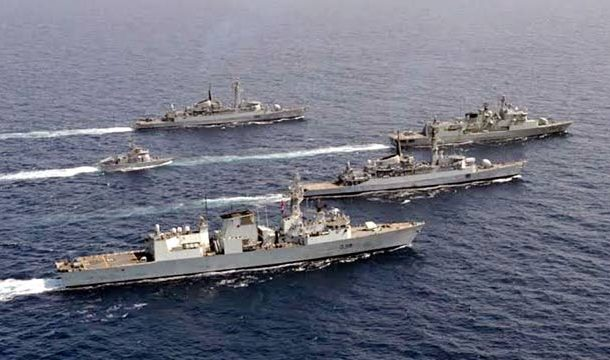 Pakistan Navy Ships Participate in International Maritime Exercise