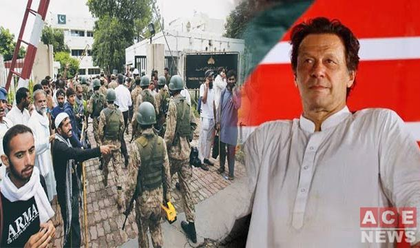 PTV Attack Case: ATC Reserves Verdict on PM Khan's Acquittal Plea