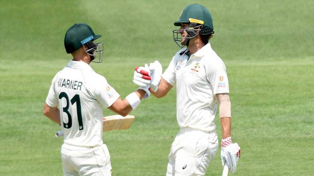 Day 2: Australia Dominates Over Pakistan in First Test