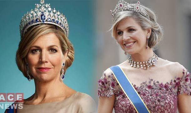 Netherlands Queen Maxima Lands in Pakistan