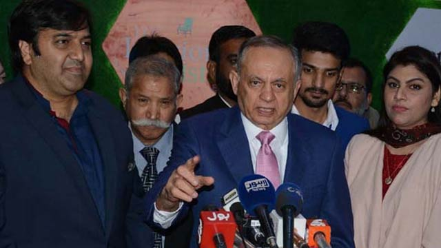 Chinese Projects were Being Successfully Completed: Razak Dawood