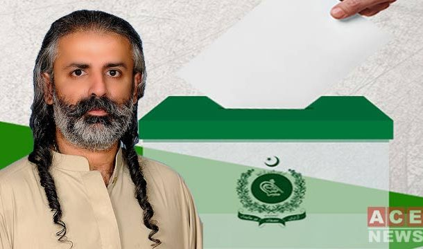 Shahzain Bugti Claims Victory in Dera Bugti Re-Polling