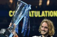 Stefanos Tsitsipas Beats Thiem, Clinches ATP Finals Title