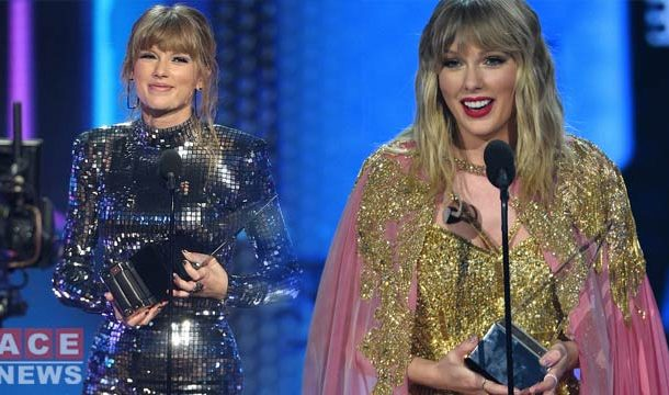 Taylor Swift Grabs Six AMAs, Breaks Michael Jackson's All-Time Record