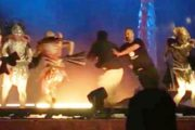 Three Performers Stabbed on Stage in Riyadh