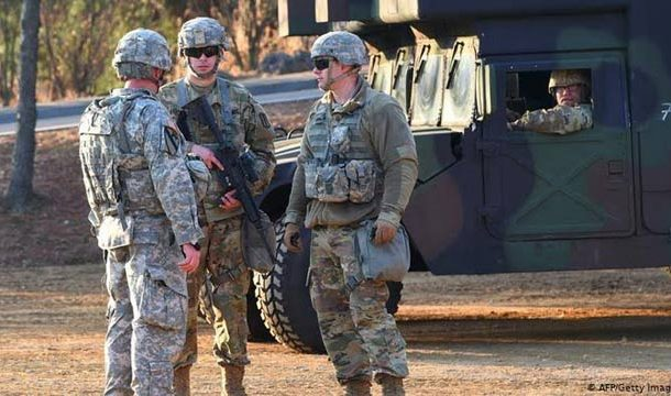 U.S. not Considering Pulling up to 4,000 Troops from S Korea