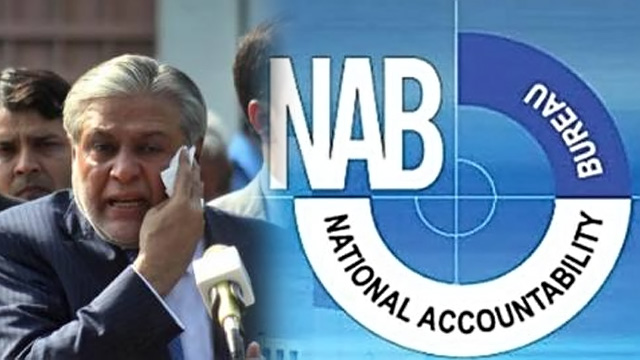 Court Allows NAB to Auction Property of Ishaq Dar