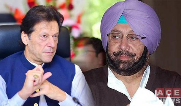 Kartarpur Breaks Ice Between India's Punjab CM and PM Imran