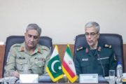 COAS Bajwa, Iranian Army Chief Discuss Regional Situation
