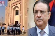 Zardari's Plea Seeking Transfer To Karachi Rejected