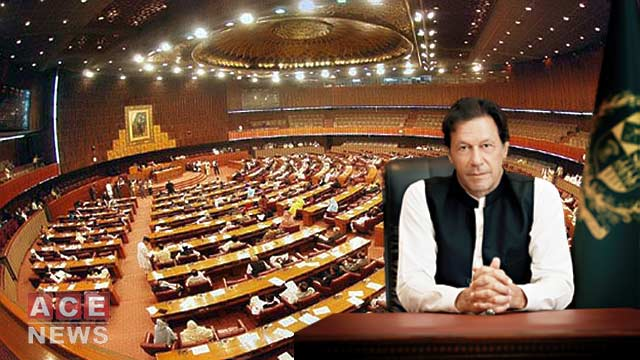 Prime Minister Imran Khan Decided to Take Vote of Confidence