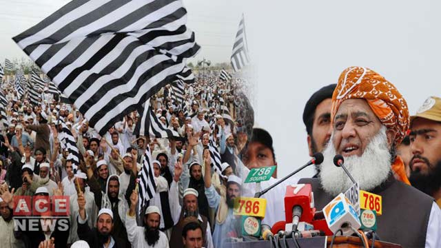 Fazl Led Azadi March Likely to Lose Strength of Marchers