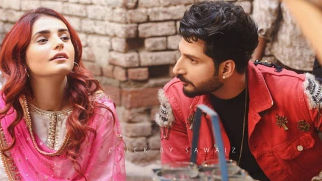 Momina Mustehsan and Bilal Saeed's New Track is Winning Internet