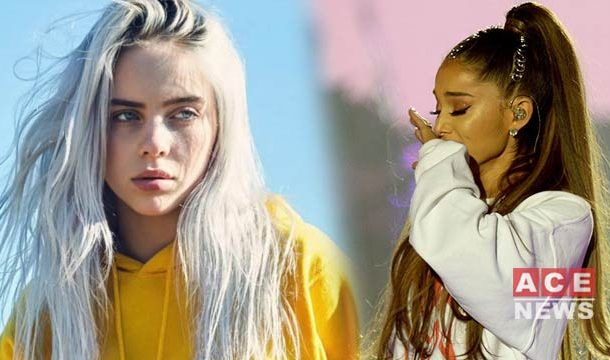 Billie Eilish Gets Best Song at MTV Europe, Ariana Gets Disappointment