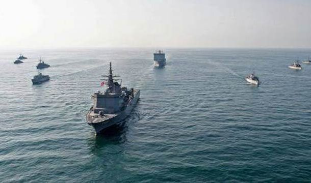 US-Led Coalition Launches Operation to Protect Gulf Waters