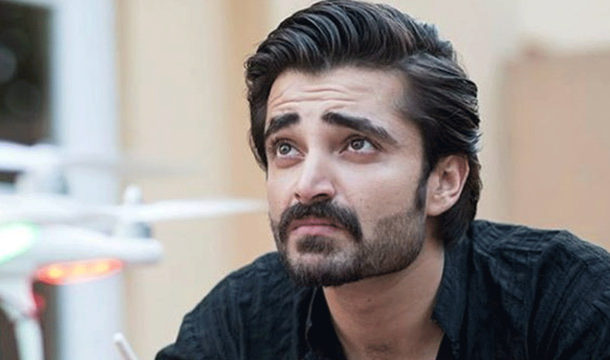 Hamza Ali Abbasi Protesting Against Zoos in Arms:
