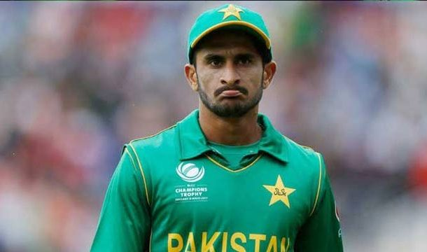 Hasan Ali Ruled out of Test Series Against Sri Lanka