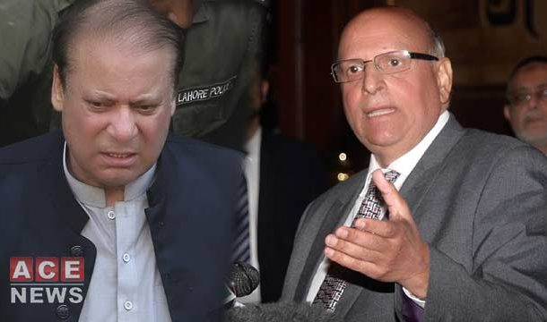 Governor of Punjab Claims Nawaz Sharif Will Be Removed From ECL Today