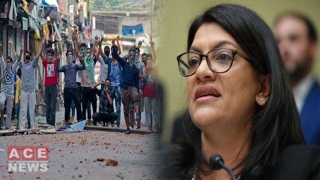 US House: Rashida Tlaib Presents Resolution Against HR Violations in IOK