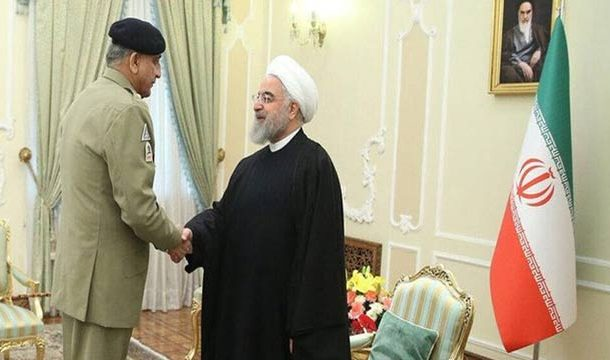 Iranian President Hails Pakistan Army's Success Against Terrorism