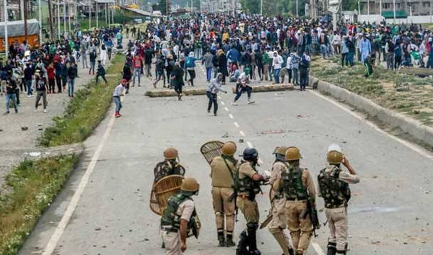 Indian Forces Martyred 15 Kashmiris in November: KMS