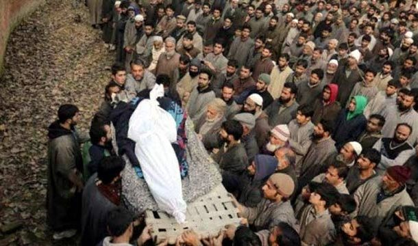 Indian Troops Martyr Two Innocent Kashmiris in Fake Encounter