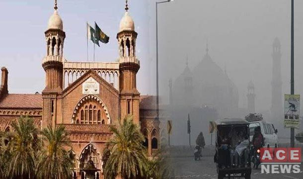 LHC Takes Notice Of Increasing Pollution In Lahore