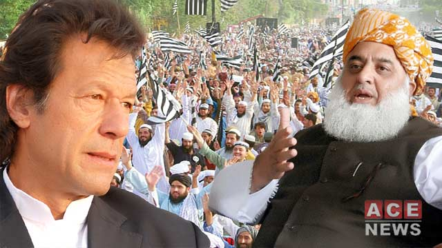 Govt. Mulls Over Using Legal Options Against Fazl's Provocative Speeches